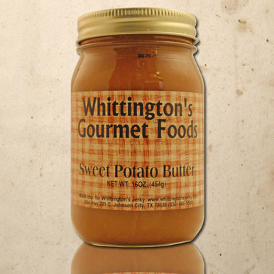 Whittington's Gourmet Foods - Sweet Potato Butter
