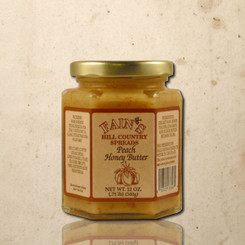 Whittington's Gourmet Foods - Fain's Peach Honey Butter