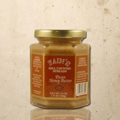 Whittington's Gourmet Foods - Fain's Pecan Honey Butter