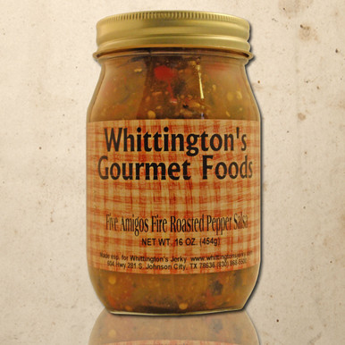 Whittington's Gourmet Foods - Five Amigos Pepper Salsa (Very Hot)