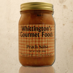 Whittington's Gourmet Foods - Peach Salsa (Medium)