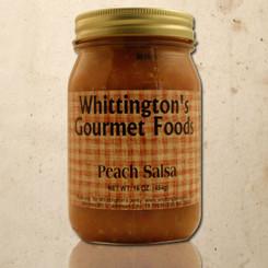 Whittington's Gourmet Foods - Peach Salsa (Medium)