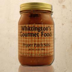 Whittington's Gourmet Foods - Pepper Patch Salsa (Mild)