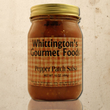 Whittington's Gourmet Foods - Pepper Patch Salsa (Mild)