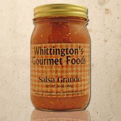 Whittington's Gourmet Foods - Salsa Grande (Very Hot)