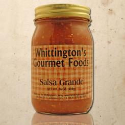 Whittington's Gourmet Foods - Salsa Grande (Very Hot)
