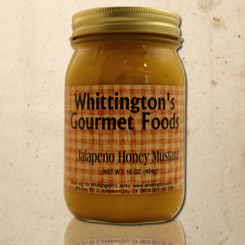 Whittington's Gourmet Foods - Jalapeno Honey Mustard