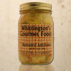 Whittington's Gourmet Foods - Marinated Artichokes