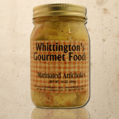 Whittington's Gourmet Foods - Marinated Artichokes