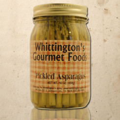 Whittington's Gourmet Foods - Pickled Asparagus
