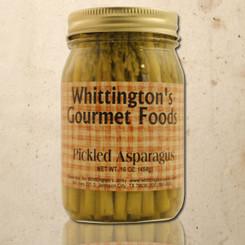 Whittington's Gourmet Foods - Pickled Asparagus