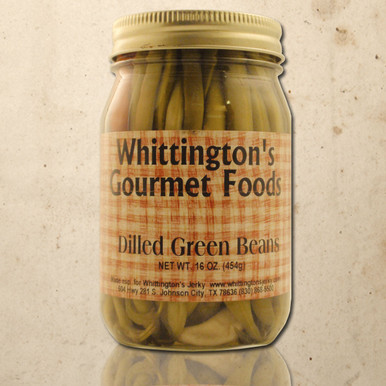Whittington's Gourmet Foods - Dilled Green Beans