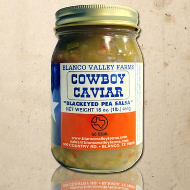 Whittington's Gourmet Foods - Blanco Valley Farms Cowboy Caviar Salsa