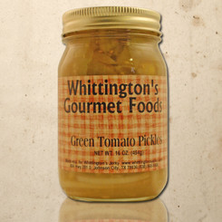 Whittington's Gourmet Foods - Green Tomato Pickles