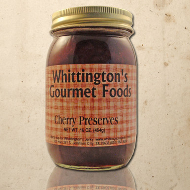 Whittington's Gourmet Foods - Cherry Preserves