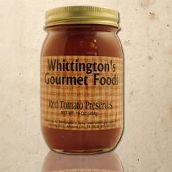Whittington's Gourmet Foods - Red Tomato Preserves