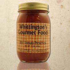 Whittington's Gourmet Foods - Red Tomato Preserves