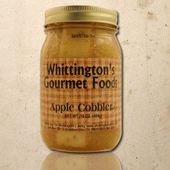 Whittington's Jerky Gourmet Foods - Apple Cobbler