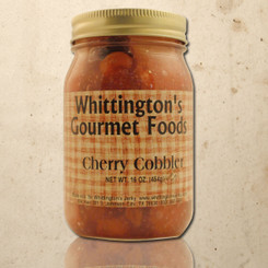 Whittington's Jerky Gourmet Foods - Cherry Cobbler