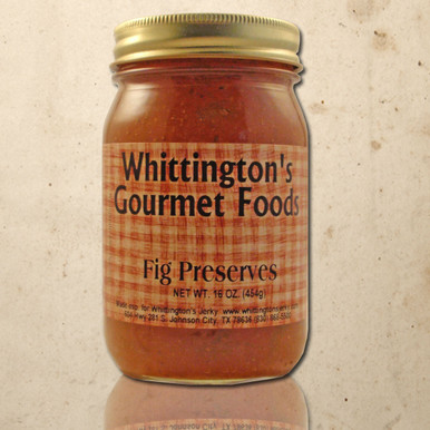 Whittington's Gourmet Foods - Fig Preserves (seasonal)