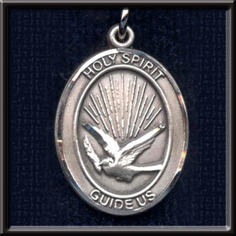 Holy Spirit Medals
