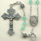 Crysoprase Rosary