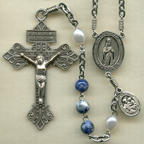 Sodalite Rosary