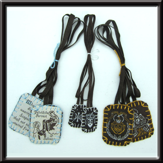 Brown Scapulars