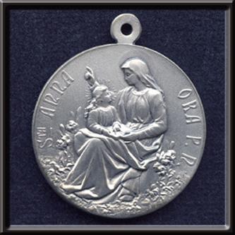 St. Ann Medals