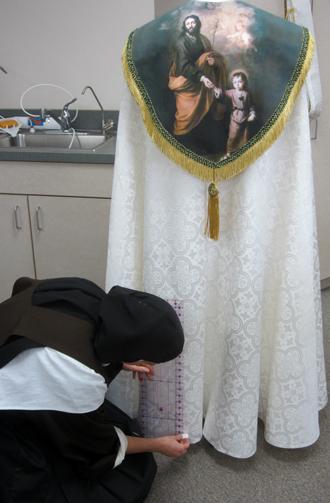 St. Joseph cope