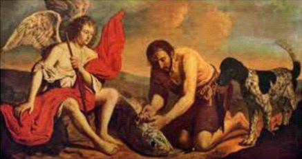 St. Raphael and St. Tobias