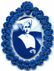St. Catherine Laboure badge