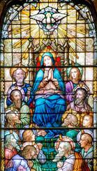 Pentecost Suncatcher