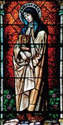 St. Teresa Suncatcher