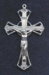 Geometric Crucifix
