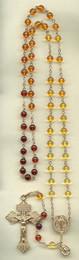 Baltic Amber Bead Rosary