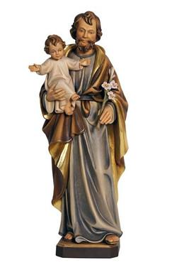 St. Joseph with Child Statue
