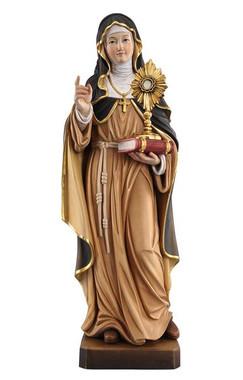 St. Clare Statue