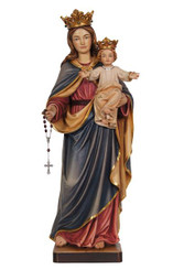 Our Lady of the Rosary Statue