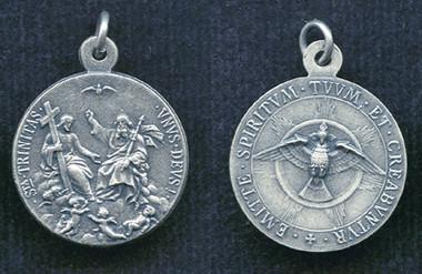 Holy Trinity / Holy Spirit Medal