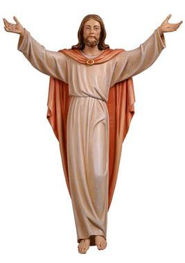 Risen Christ Statue
