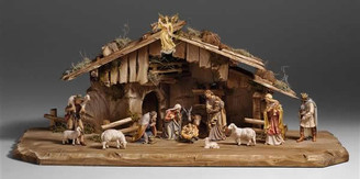 15-piece Nativity Set