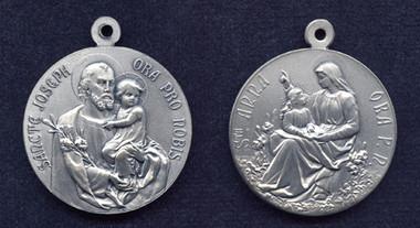 St. Joseph / St. Anne Medal