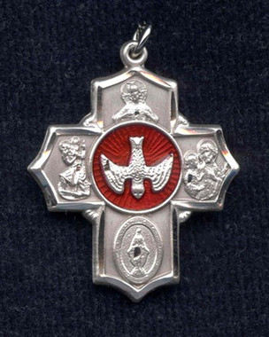 4-way Confirmation Medal