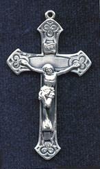 Clover Crucifix