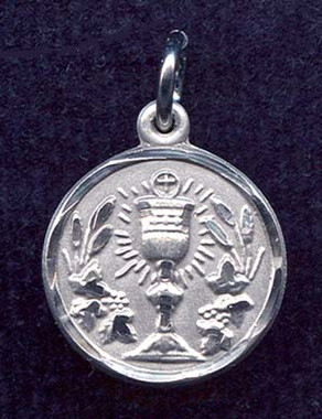 Holy Eucharist Medal