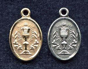 Holy Eucharist Medal