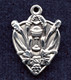 Blessed Sacrament Medal - Sterling Silver