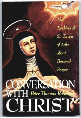 Conversation with Christ Book