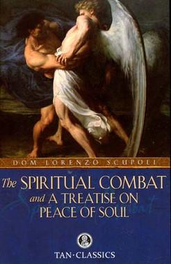 The Spiritual Combat Book